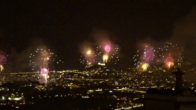 New Year's Eve in Madeira 2019 2020 - Show of Fireworks