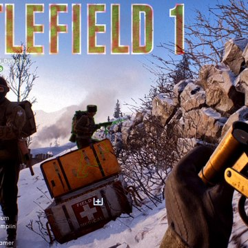 [BF1] BATTLEFIELD 1 - Scouting with North_Dumplin in squad #01