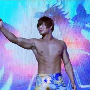 Kota Ibushi vs Adam (Hangman) Page ROH Supercard of Honor XII (12) Full Match HD
