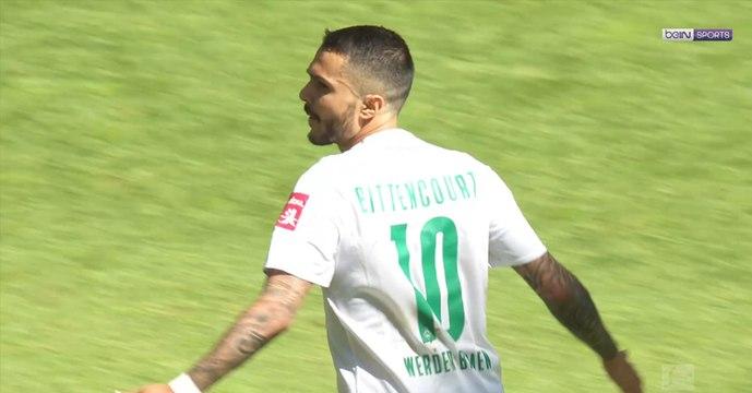 Bundesliga - Bittencourt sanctionne Todibo avec classe !