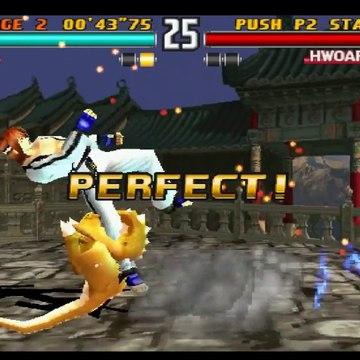 Tekken 3 - Gon