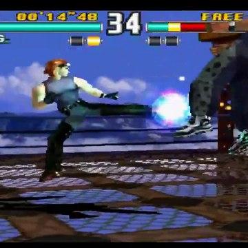 Tekken 3 - Hwoarang