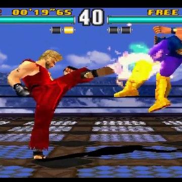Tekken 3 - Paul Phoenix