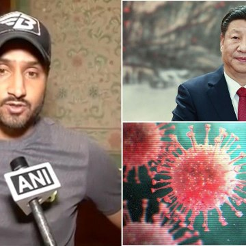 """Harbhajan Singh - """"Covid-19 Was Planned By China"""""""