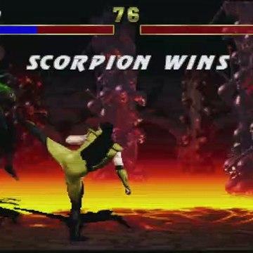 LEOthaGAMER-Ultimate Mortal Kombat 3