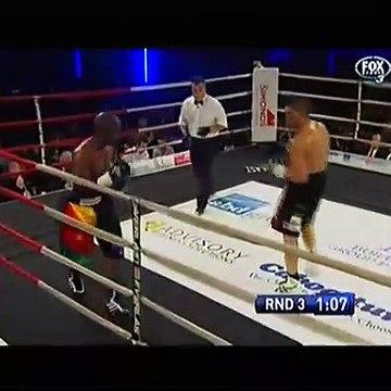 Leonardo Zappavigna vs Rivan Cesaire (17-10-2013) Full Fight