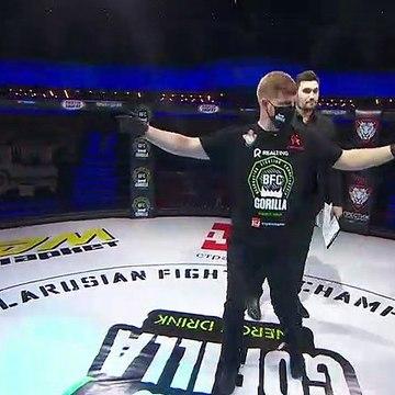 Shamil Yakhaev vs Ilya Dyakonskiy (BFC 53) 28-05-2019