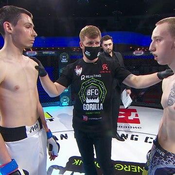 Artur Myagchilov vs Valery Emelyanenko (BFC 53) 28-05-2019