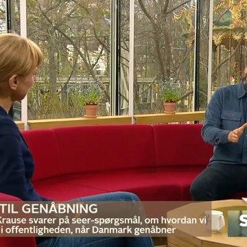 COVID-19; Hjælp! Hvordan skal vi håndtere genåbningen | Go morgen Danmark | TV2 Danmark