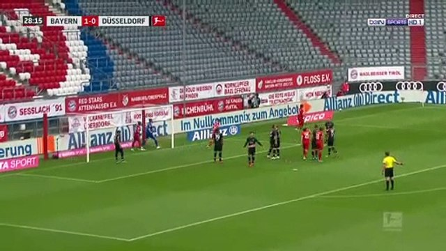 Bundesliga - Cette fois, c'est la bonne pour Pavard !