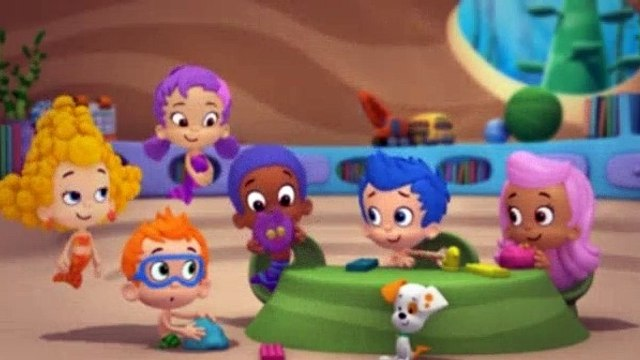 Bubble Guppies Season 3 Episode 11 The Oyster Bunny