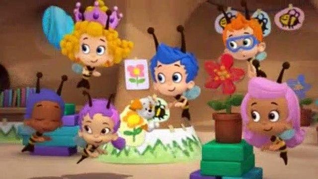 Bubble Guppies Season 3 Episode 14 The Bubble Bee-Athalon