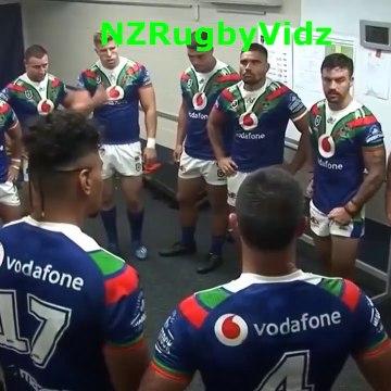 Warriors vs St George-Illawarra Rd 3 2020 2nd Half