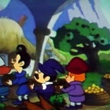 The Smurfs Season 6 Episode 62 - The Horn Of Plenty