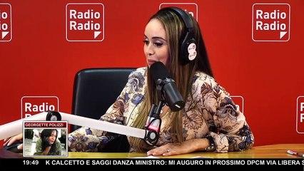 Non Succederà più - 30 Maggio 2020 - Georgette Polizzi Rubrica Pollini Gold Style