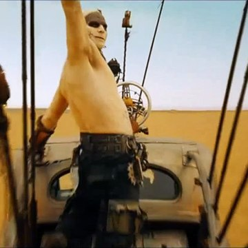 Mad Max Fury Road - Official Theatrical Teaser Trailer [HD]
