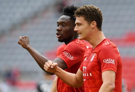Bundesliga - Pavard et le Bayern laminent Düsseldorf !