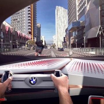 BMW Vision Self Driving Car World Premiere 2016 New BMW Vision Concept Commercial BMW Vision CARJAM
