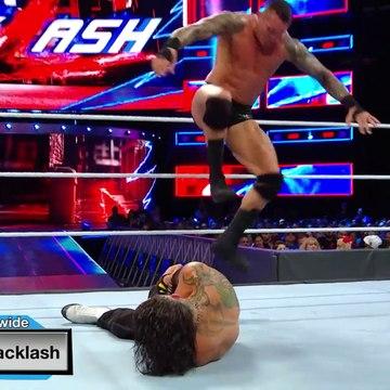 FULL MATCH - Jeff Hardy vs. Randy Orton  best fight– United States Title Match- WWE Backlash 2018