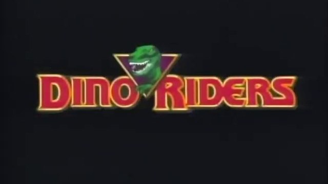 Dino Riders  S01E01 - The Adventure Begins