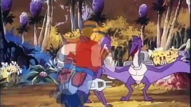 Dino Riders  S01E03 - The Rulon Stampede