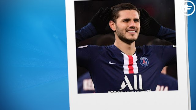 OFFICIEL : Mauro Icardi s'engage définitivement au PSG