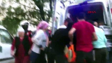 Bursa'da silahlı çatışma: 1 polis memuru şehit oldu 4 kişi yaralandı