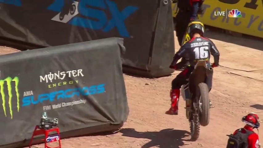 2020 AMA Supercross Salt Lake City 450 Main Event HD