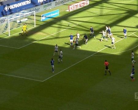 29e j. - Le Werder enfonce Schalke