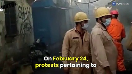 These Media Students Were Stuck In The Northeast Delhi Violence