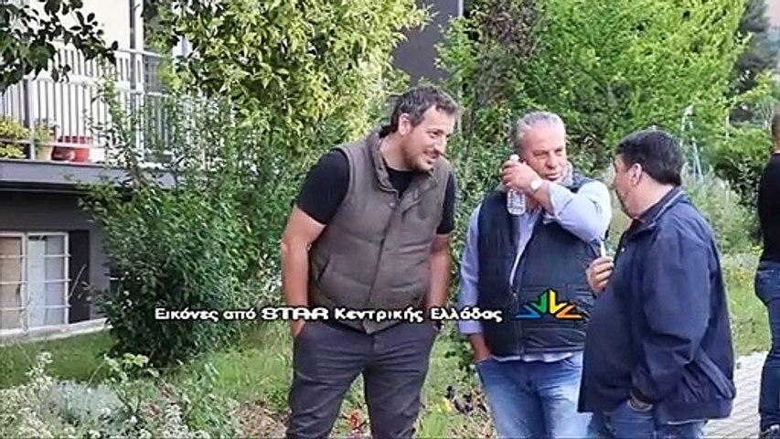 Κατάληψη στην περιφέρεια Στερεάς από τους εργαζόμενους της ΛΑΡΚΟ