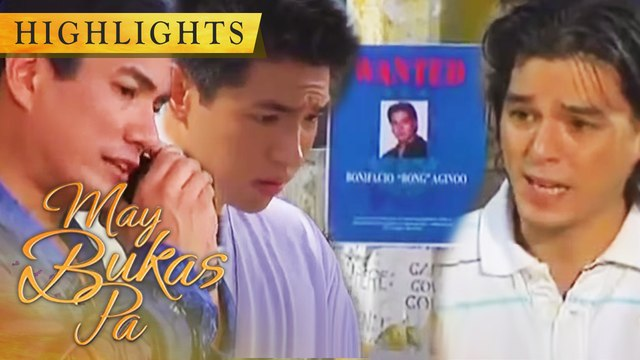 Bong becomes a wanted man | May Bukas Pa