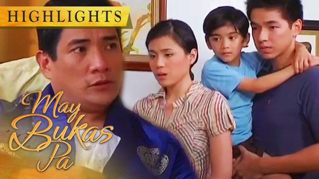 Alex's father refuses Santino's offer to heal him | May Bukas Pa