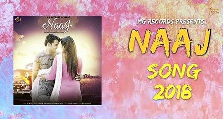 Naaj | Sonika Singh | New Haryanvi Song 2018 | Latest Haryanvi Songs | Mg Records
