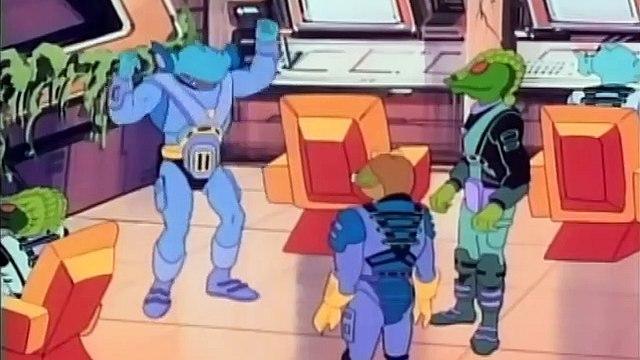 Dino Riders  S01E07 - Krulos