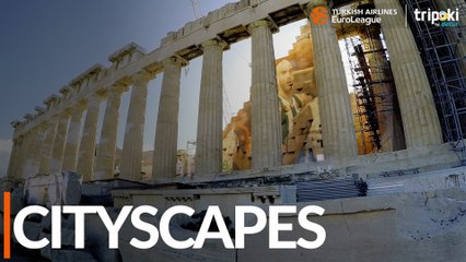 EuroLeague Cityscapes: Panathinaikos OPAP Athens