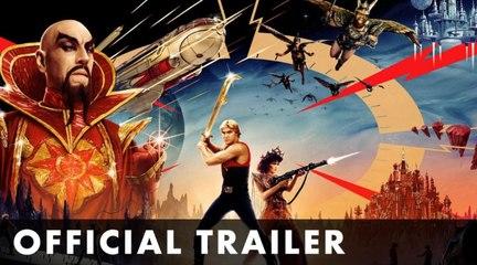 FLASH GORDON - Official Trailer - Newly restored in 4K