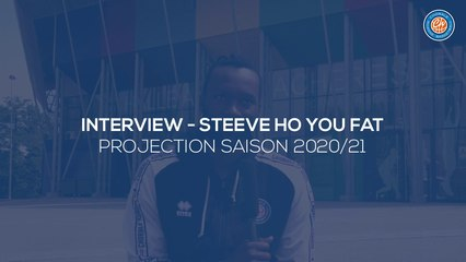 2020/21 Interview - Steeve Ho You Fat