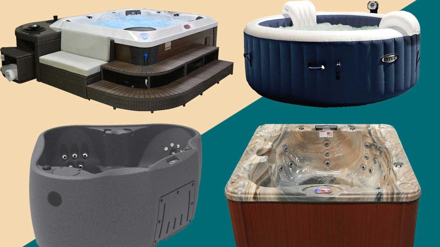 These Hot Tubs Will Transform Your Backyard Into a Resort Getaway