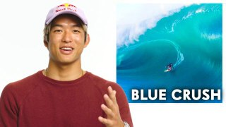 Pro Surfer Reviews Surf Movies from Blue Crush to