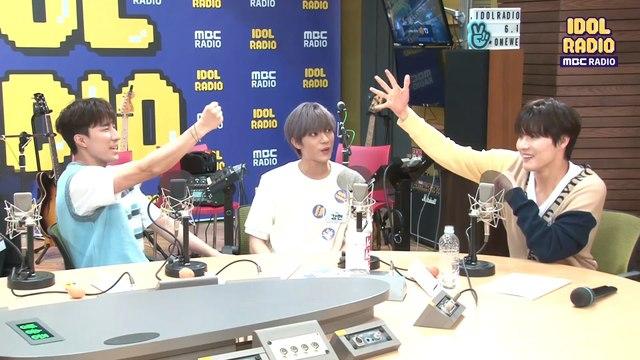 [IDOL RADIO] YONG HOON Rock-paper-scissors 20200601