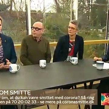 COVID-19; Corona Ekspertpanel ~ Del 3 | 6 Dele ~ Go morgen Danmark ~ TV2 Danmark