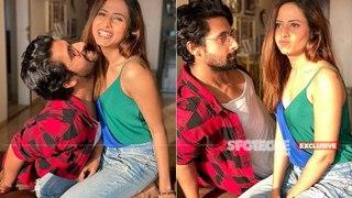 Ravi Dubey-Sargun Mehta On Their Lockdown Life, Shooting Toxic At Home & Their Chemistry   SpotboyE
