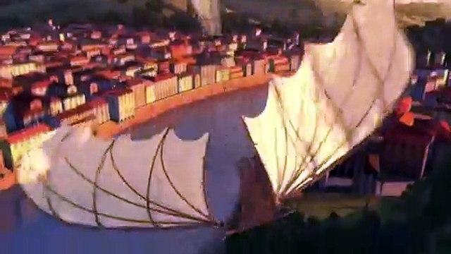 Mr. Peabody & Sherman movie clip - The Flying Machine