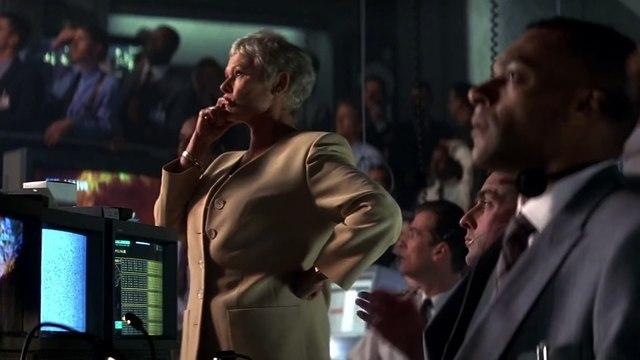 James Bond TOMORROW NEVER DIES movie (1997) - Clip with Pierce Brosnan - 007 commandeers a jet - YouTube