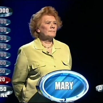 Weakest Link - (Red Heads Special) - 7th January 2002