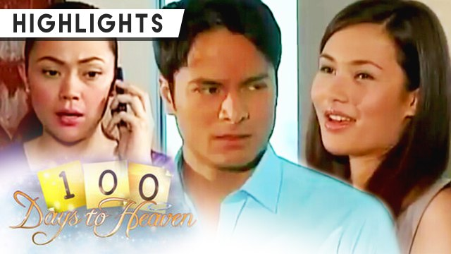 Bart assures Yanie that he will not fall in love with Sophia | 100 Days To Heaven