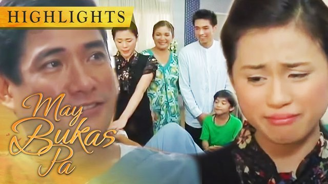 Alex finally settles her differences with her father | May Bukas Pa