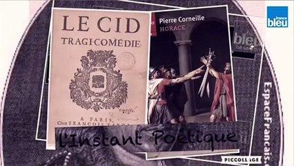"""Instant Poétique par Dominique Morize, """"Stances à Marquise"""" de Pierre Corneille"""