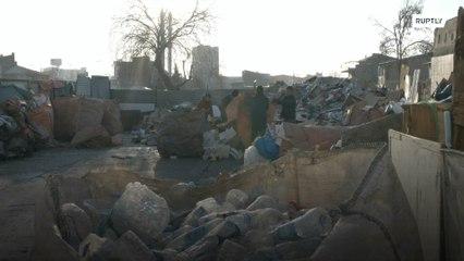 As importações de lixo da Turquia deixaram o país à beira de uma crise ambiental